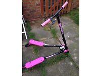 Girls Pink Flicker