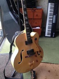 Cort LCs1 Jazz guitar