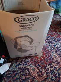 Brand new Graco car seat
