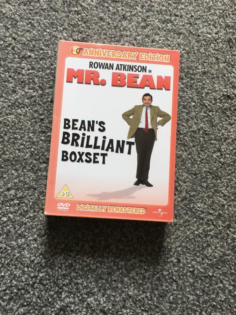 Mr Beans Boxset In Leicester Leicestershire Gumtree