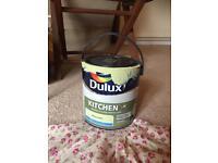 Dulux Kitchen Paint in Melon Sorbet