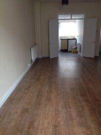 Ground floor flat in Radcliffe, just off Outwood Road. Furnished if required.