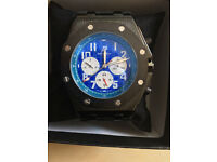 Audemar Piguet (AP), Automatic, Chronograph Watch, Rubber Strap & Boxed, 1st Class Postage Available