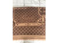 Men's Gucci scarf