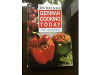 Dr. Oetker German Cooking Today Cookbook