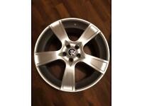 BMW alloy wheels r22 x5 x6