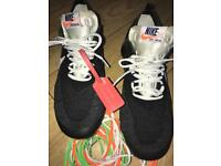 Off White Nike Air VaporMax Black Size 10