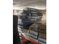 Clearance mixed x25 packs Balterio flooring Job Lot
