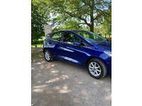 Ford, FIESTA, Hatchback, 2017, Manual, 1084 (cc), 5 doors