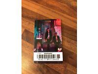 Script collectors tickets £50 each ... Thursday 21st scarborough