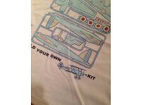 Original Oilily LA Shirt Langarmshirt weiß 110 116 Sachsen - Bannewitz Vorschau