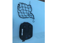 Motorcycle Luggage Pouch & Net