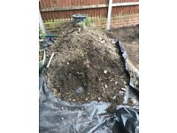 Top soil and rubble 50 Black bags