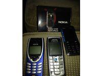 NOKIA MOBILE PHONES X 3