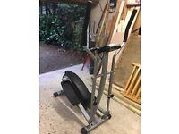 York Fitness x510 cross trainer