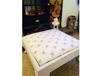 REDUCED! Pretty bee footstool