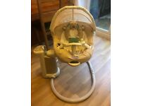 GRACO - baby swing with variety of options