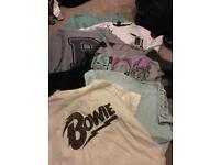Bundle of women's tops