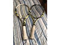 Babolat Aero Pro Drive rackets