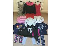 Girls clothes bundle age 11