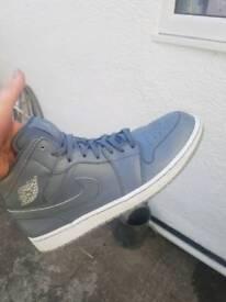 Nike Air Jordan high tops size 12