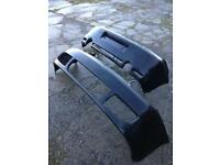 Vw golf R32 mk4 front and rear bumpers