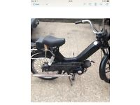 1984 Tomos moped
