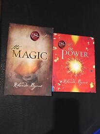 THE POWER & THE MAGIC BY RHONDA BYRNE