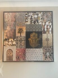 Beautiful Moroccan Wall Art