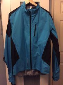 B'Twin Waterproof jacket