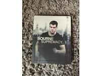 The Bourne collection 1-4 Steelbooks
