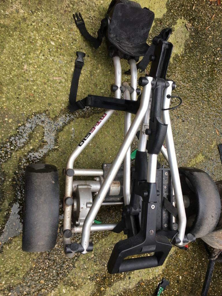 Golf trolleys x2 spares or repairs | in Sheffield, South Yorkshire | Gumtree