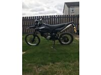 Yamaha wr125 wr 125 road learner legal 125cc