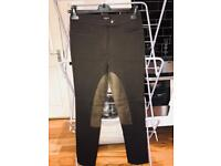 ABSOLU Paris Brown French Trousers size 38
