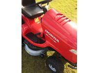 Honda 2417 ride-on lawnmower