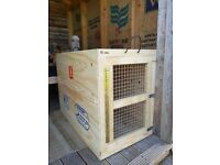 Timber Airline Aporoved Pet Crate
