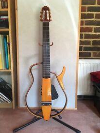"Yamaha SLG130NW Nylon String Electric ""Silent Guitar"""