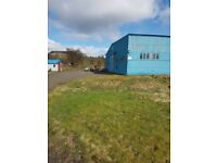 Large Industrial Unit To Let