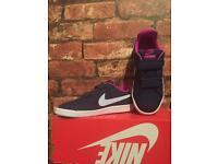 Nike Court Royale UK Kids Size 13 New Trainers