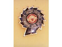 Manchester United pin