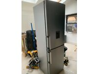 Hotpoint Grey Fridge Freezer
