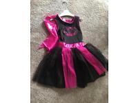 Batgirl dress