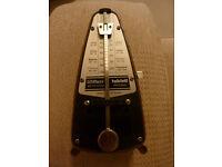 Wittner Talktell piccolo metronome