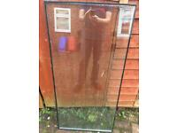 HEAVY DUTY GLASS PANE *** CAN DELIVER ***