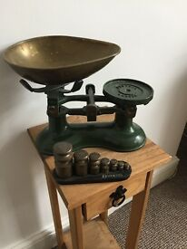 Victor England Antique scales