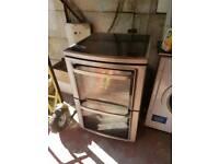 Electrolux cooker/oven, slight fault