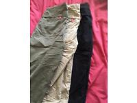 Next crop trousers