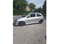 2004 corsa c exclusiv for breaking