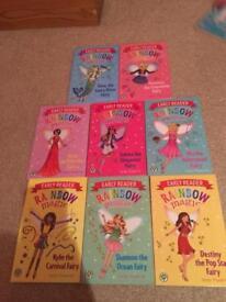 Rainbow Fairy Books - Daisy Meadows