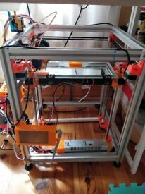 Hypercube Evolution 3d printer